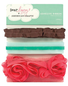 American Crafts Ribbon - Lovely Dear Lizzy
