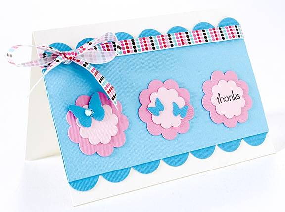 Card with Couture Cardstock