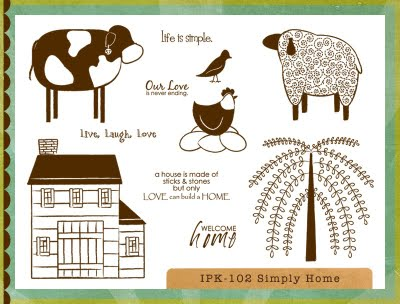 102SIMPLY HOME