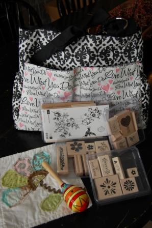 Stampin Up Leadership Bag Stamps-compressed