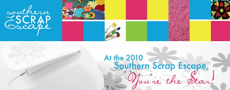 Southern Scrap Escape 2010 Logo