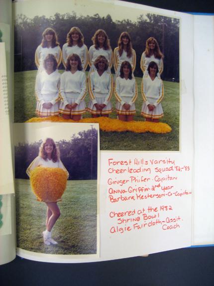 Anna Griffin 1st Scrapbook 2