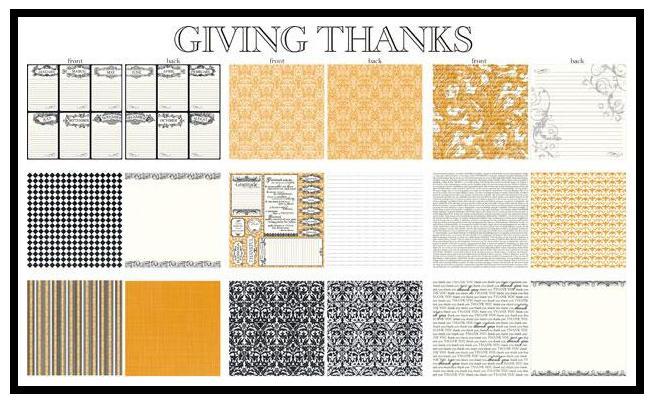 Teresa Collins Giving Thanks